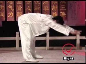 гимнастика цигун для позвоночника упражнения