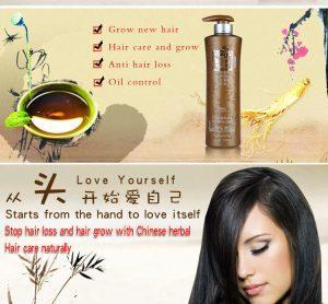 китайская медицина волосы