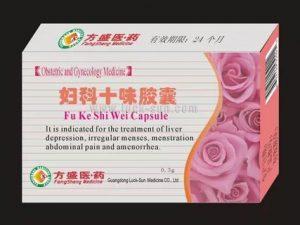 китайская медицина гинекология