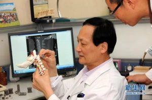 китайская медицина позвоночник