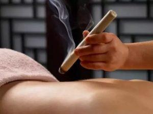 китайская медицина прижигание