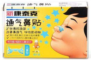 китайские пластыри от простуды