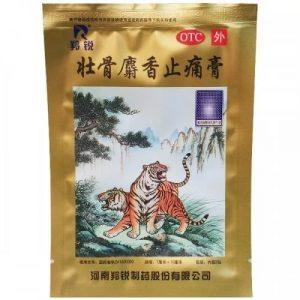 китайский пластырь золотой тигр