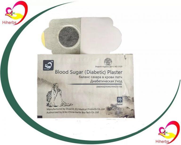 Китайский пластырь от сахарного диабета в екатеринбурге