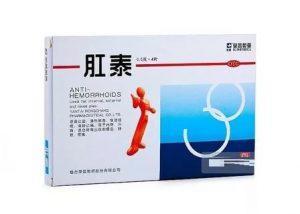 китайский пластырь anti hemorrhoids