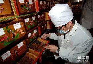 китай тибетская медицина