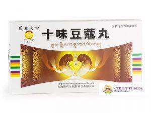 простатит тибетская медицина