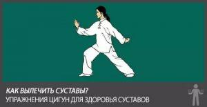 суставная гимнастика цигун
