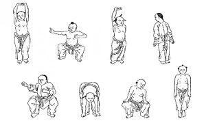 тай чи цигун целительная гимнастика описание упражнений