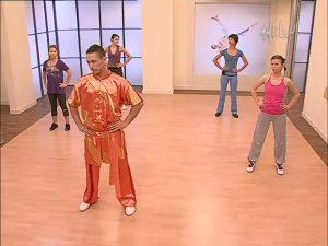 гимнастика цигун для лица
