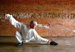 гимнастика цигун описание упражнений