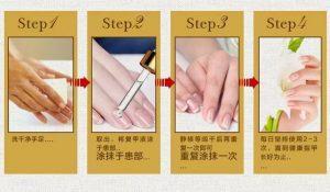китайская медицина ногти