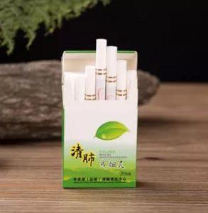 китайская медицина от курения